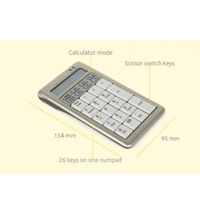 Clavier S-BOARD 840 Design Numeric