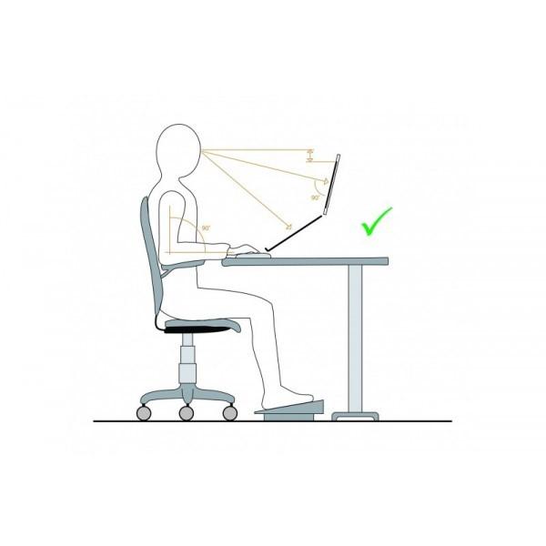 Bénéfice Repose-pieds ergonomique